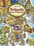 Weihnachts Wimmel-Bilderbuch von Stefan Seelig