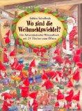 Adventskalender-Wimmelbuch von Sabine Scholbeck