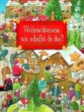 Großes Weihnachts-Wimmelbuch von Guido Wandrey