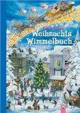 Weihnachtswimmelbuch von Anne Suess